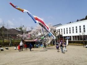 幼稚園園庭1