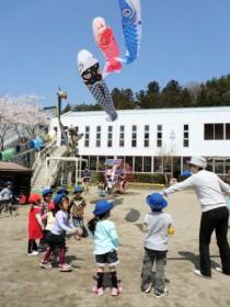 幼稚園園庭2